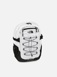 The North Face - Borealis Classic Backpack, TNF Black/TNF White 1