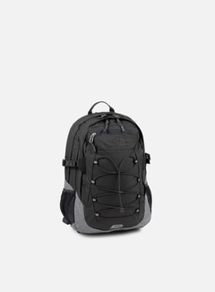 The North Face - Borealis Classic Backpack, TNF Dark Grey/TNF Medium Grey