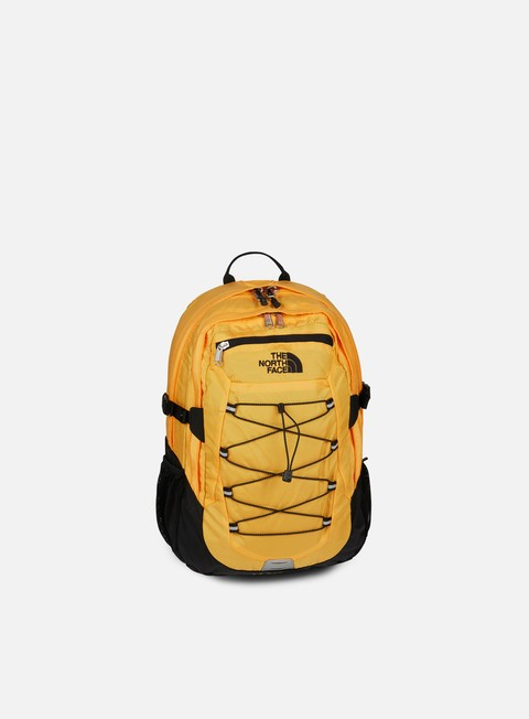 accessori the north face borealis classic backpack tnf yellow tnf black