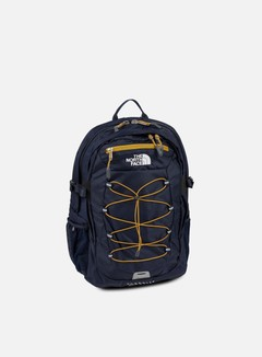 The North Face - Borealis Classic Backpack, Urban Navy/Citrine Yellow