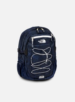 The North Face - Borealis Classic Backpack, Urban Navy/Marble Print 1