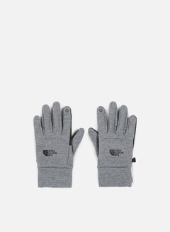 The North Face - Etip Glove, TNF Medium Grey Heather