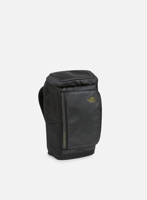 accessori the north face fuse box charged bacpack tnf black
