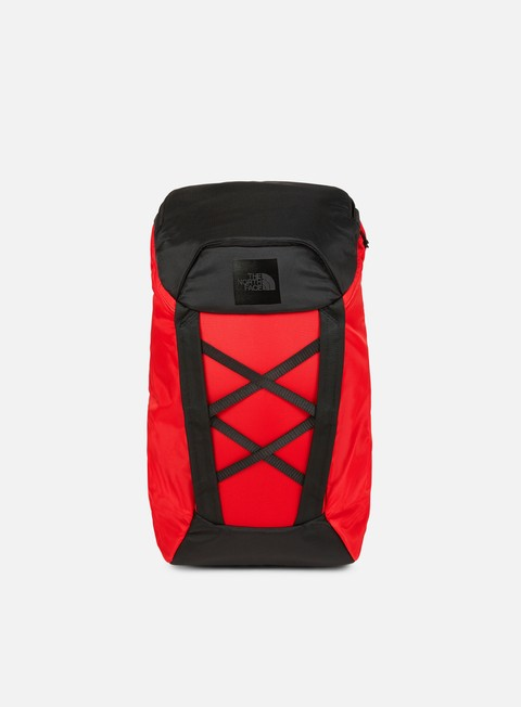 accessori the north face instigator 28 backpack tnf red tnf black