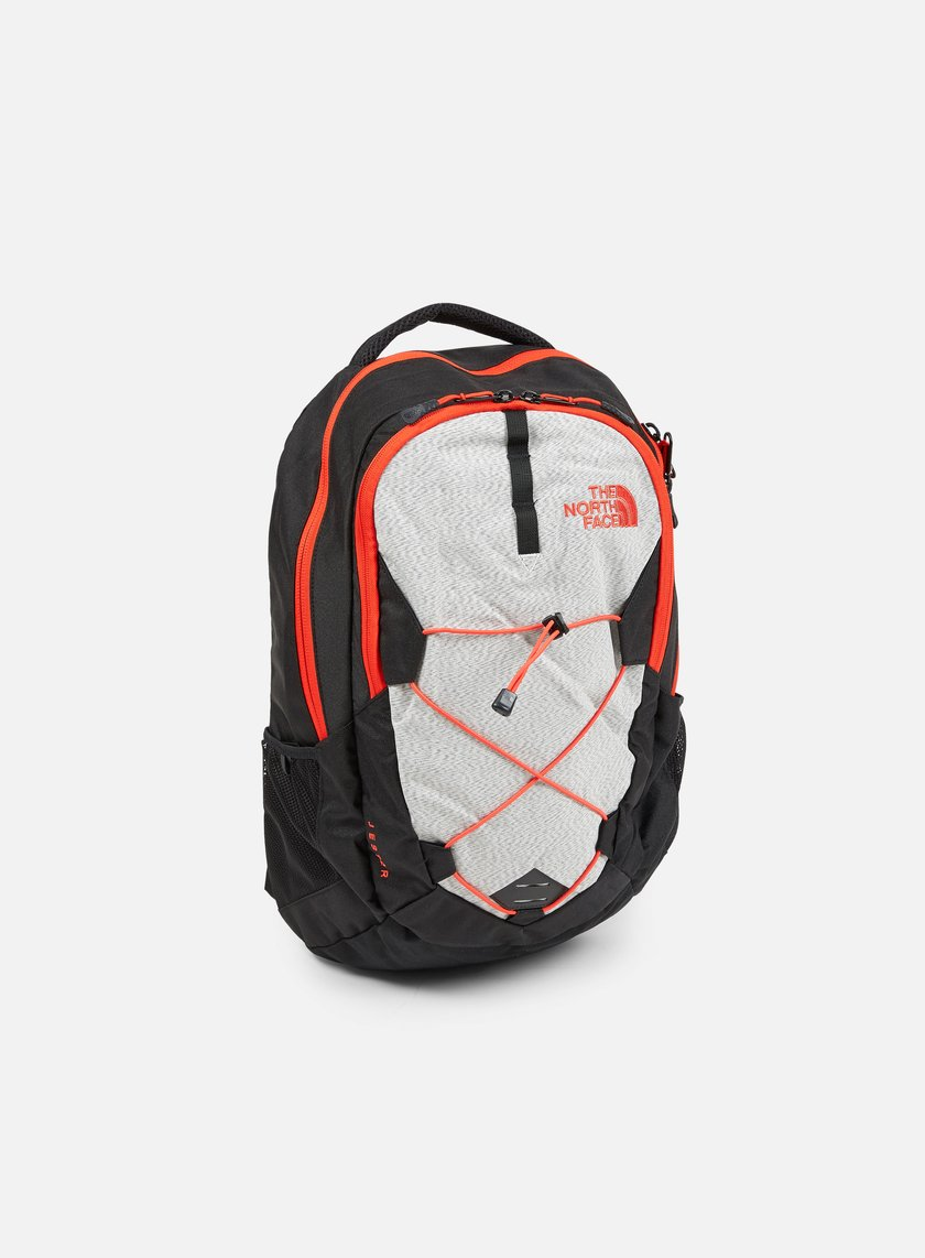 The North Face - Jester Backpack, TNF Black/Fiery Red