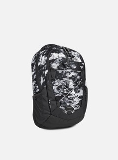 The North Face - Jester Backpack, TNF White Mountain/Metallic Silver