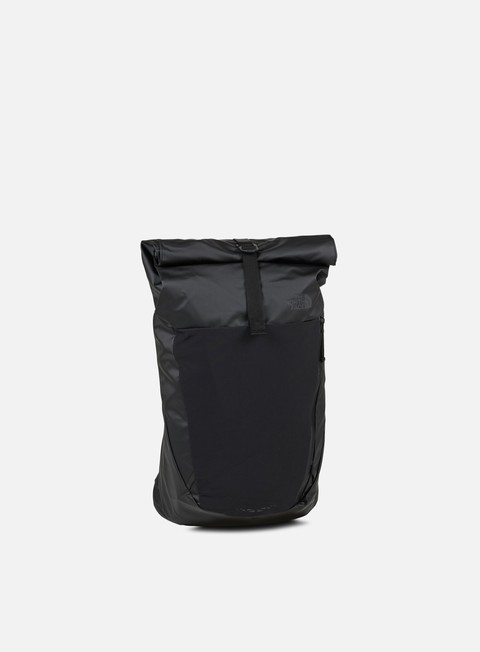 accessori the north face peckham backpack tnf black