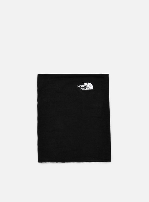 accessori the north face winter seam neckgaiter tnf black