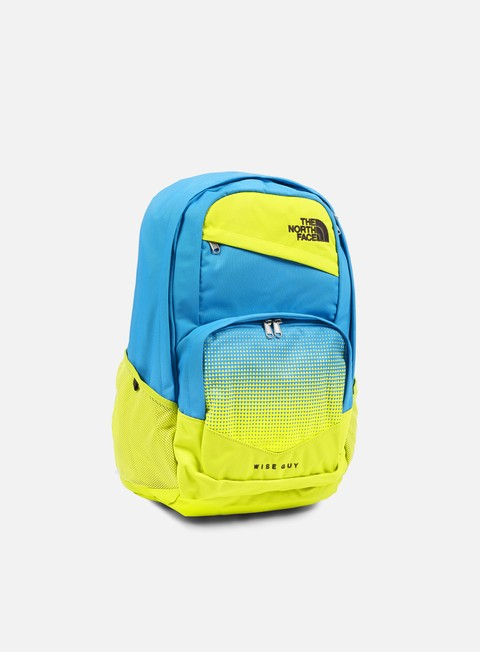 accessori the north face wise guy backpack meridian blue suphur spring