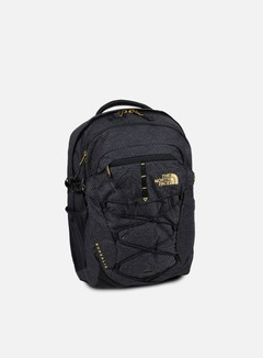The North Face - WMNS Borealis Backpack, TNF Black/24k Gold 1