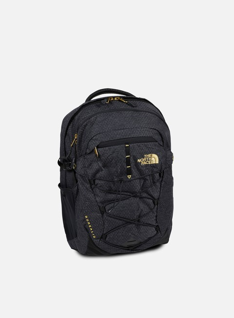 accessori the north face wmns borealis backpack tnf black 24k gold