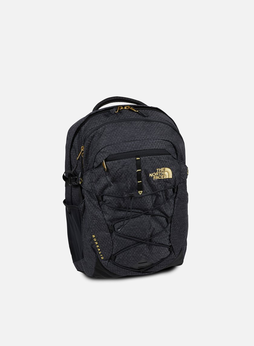 The North Face - WMNS Borealis Backpack, TNF Black/24k Gold