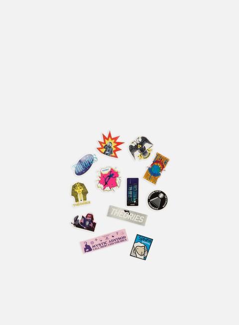 Various Accessories Theories Of Atlantis Rarities Sticker Pack