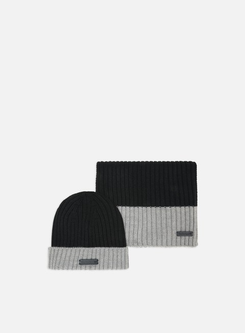 Beanies Timberland Contrast Border Box Set
