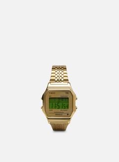 Timex - T80 Bracelet, Gold Tone