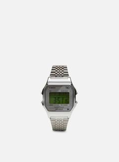 Timex - T80 Bracelet, Silver Tone