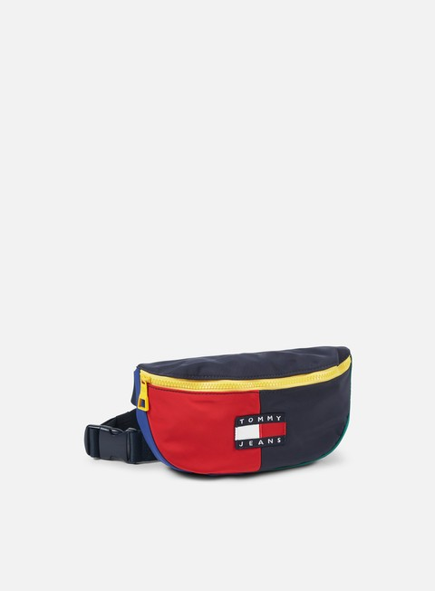 accessori tommy hilfiger tj 90s crossbody color block