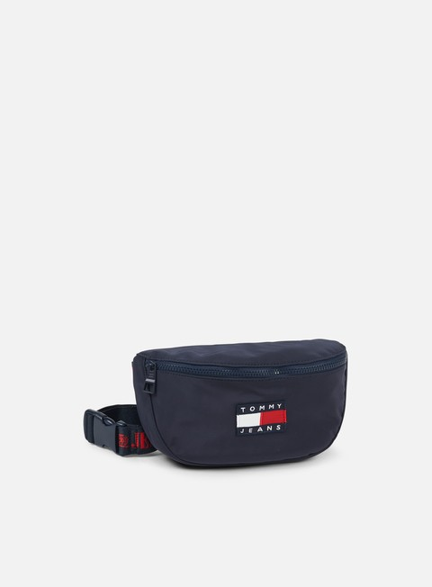 accessori tommy hilfiger tj 90s crossbody tommy navy