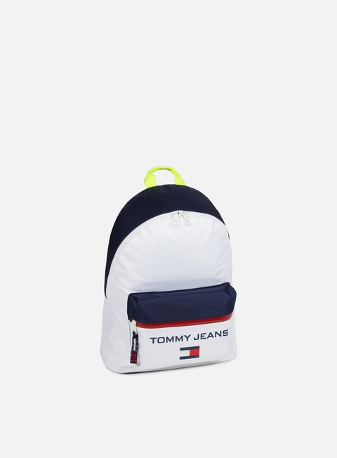 accessori tommy hilfiger tj 90s sailing backpack corporate