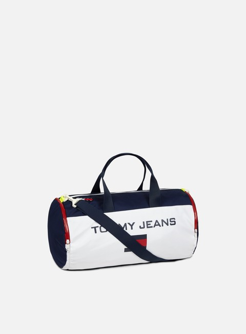 accessori tommy hilfiger tj 90s sailing duffle bag corporate