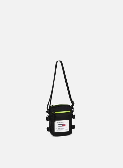 Outlet e Saldi Borse Tommy Hilfiger TJ Cool Tech Report Shoulder Bag