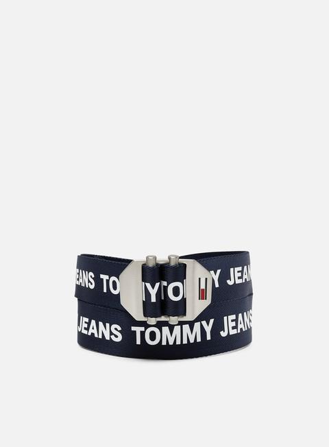 Belts Tommy Hilfiger TJ Double Roller Buckle Belt 3.5