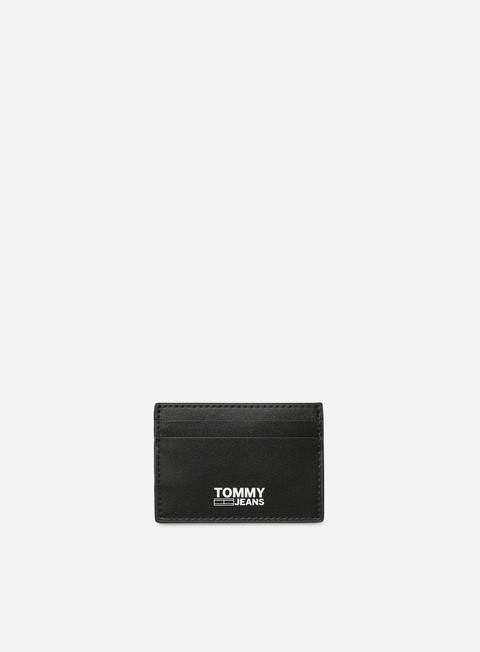 Portafogli Tommy Hilfiger TJ Essential Recycled Leather Card Holder