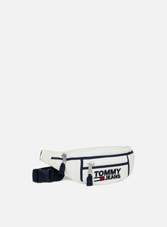 Tommy Hilfiger - TJ Heritage Bumbag, Bright White
