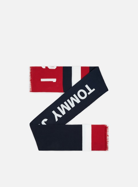accessori tommy hilfiger tj logo scarf corporate