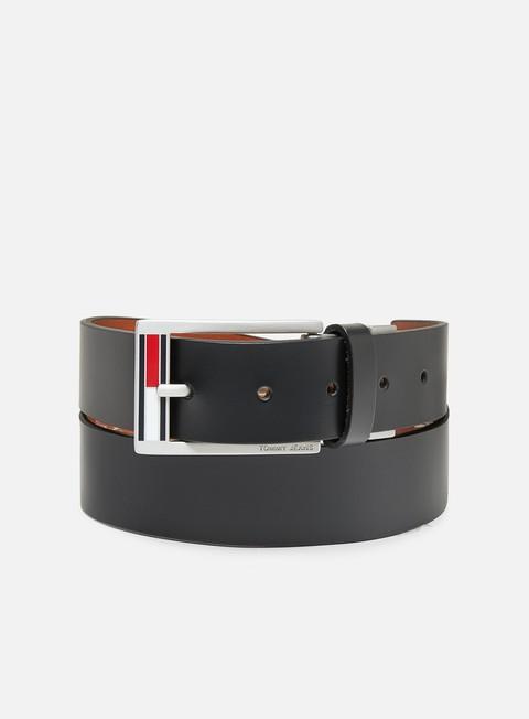 Outlet e Saldi Cinture Tommy Hilfiger TJ Rev Leather Belt 3.5
