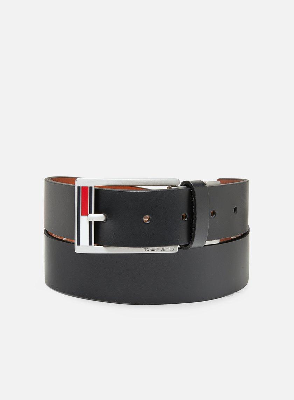 Tommy Hilfiger TJ Rev Leather Belt 3.5