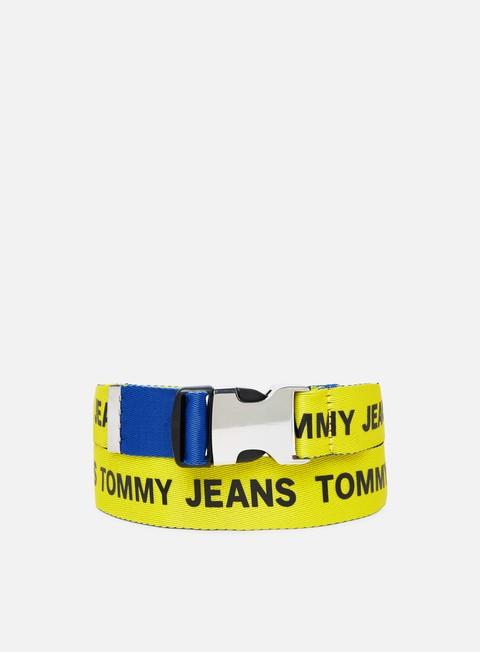 Cinture Tommy Hilfiger TJ Webbing Belt 4.0