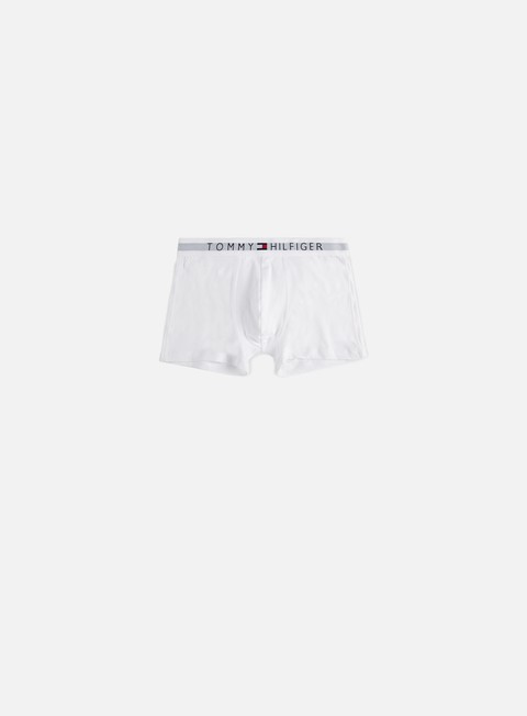 accessori tommy hilfiger underwear cotton icon trunk white