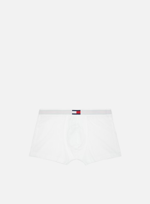 accessori tommy hilfiger underwear flag core trunk white
