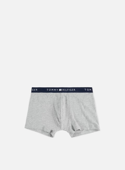 accessori tommy hilfiger underwear modern classic ctn trunk grey heather