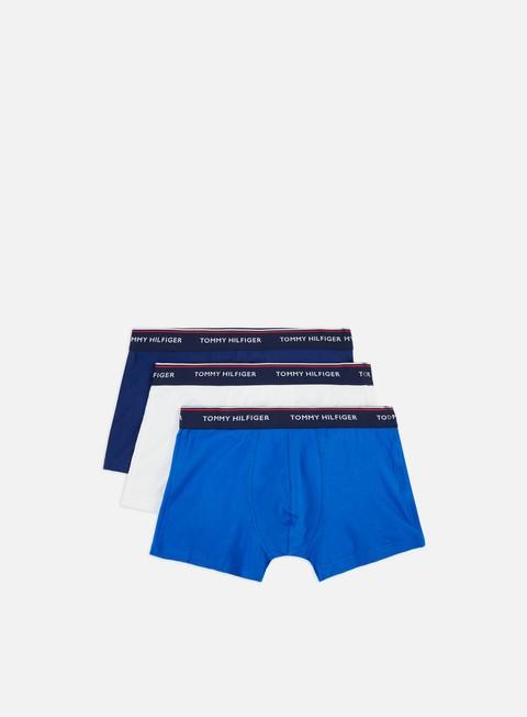Premium Essentials Tommy Hilfiger Men Low Rise Boxer Shorts Trunk 3 in  Pack