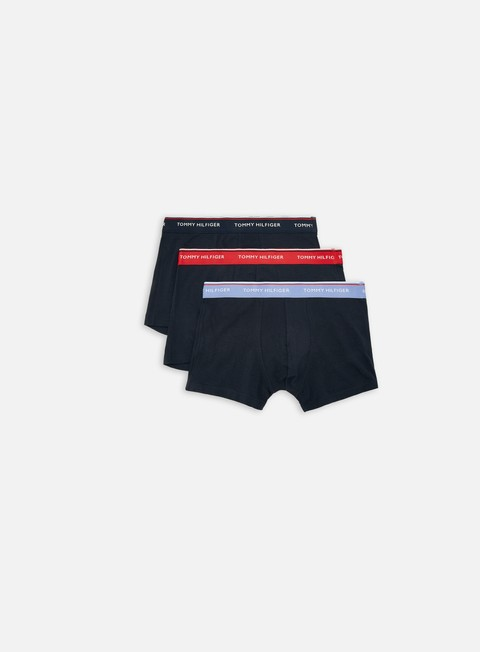 Intimo Tommy Hilfiger Underwear Recycled Cotton Trunk 3 Pack