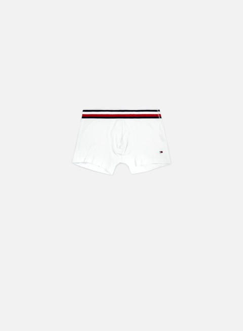 accessori tommy hilfiger underwear signature trunk white