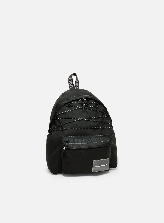 United Standard Black Team Backpack