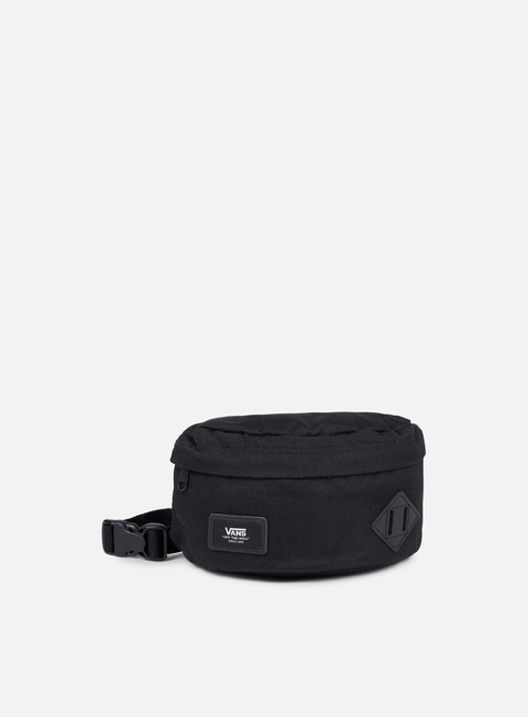 accessori vans aliso hip pack black