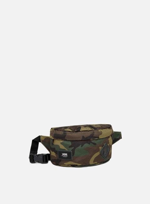 accessori vans aliso hip pack classic camo