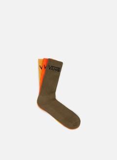 Vans - Classic Crew 3 Socks, Mineral Yellow
