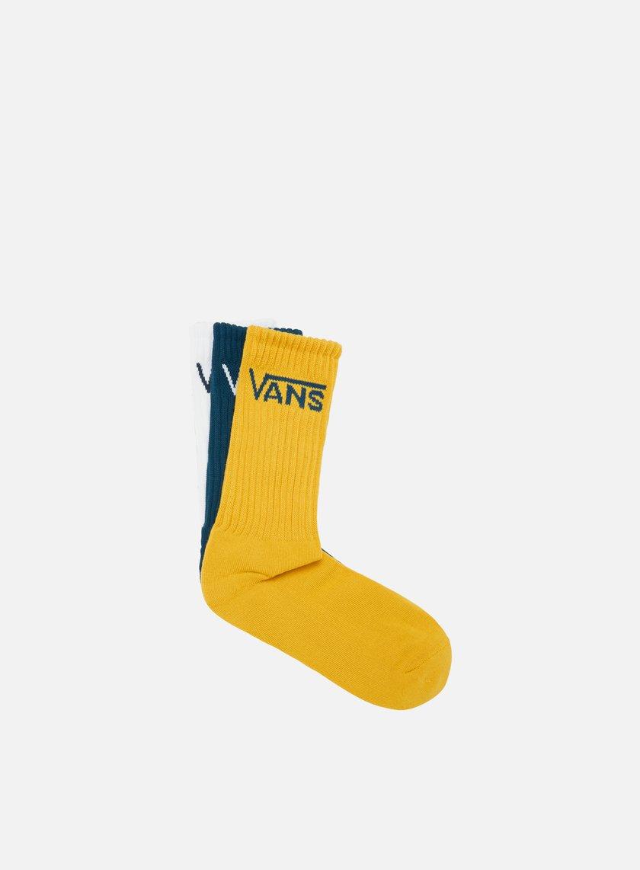 Classic Crew 3 Socks