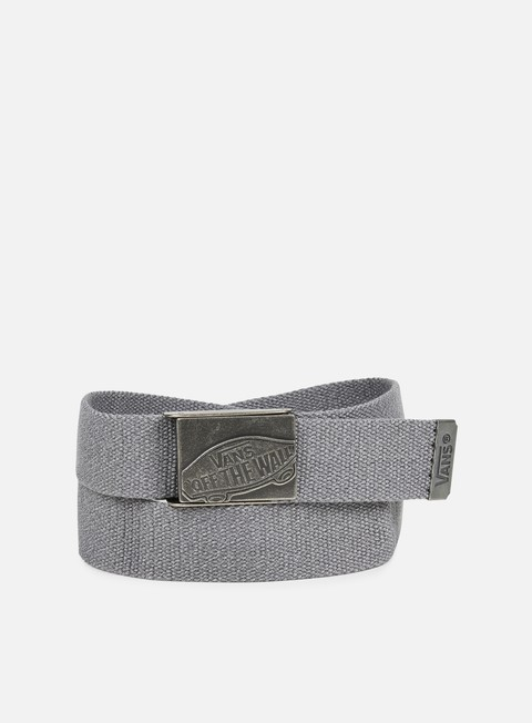 accessori vans conductor web belt heather suiting