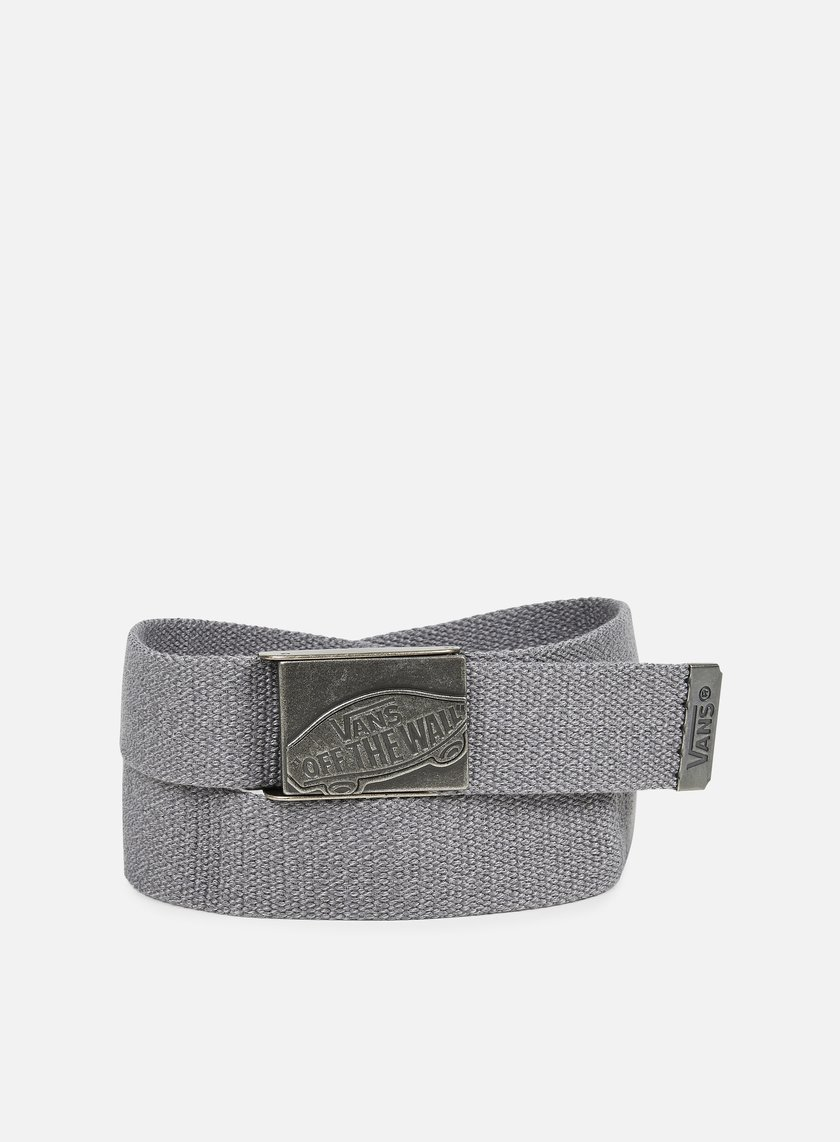 Vans - Conductor Web Belt, Heather Suiting