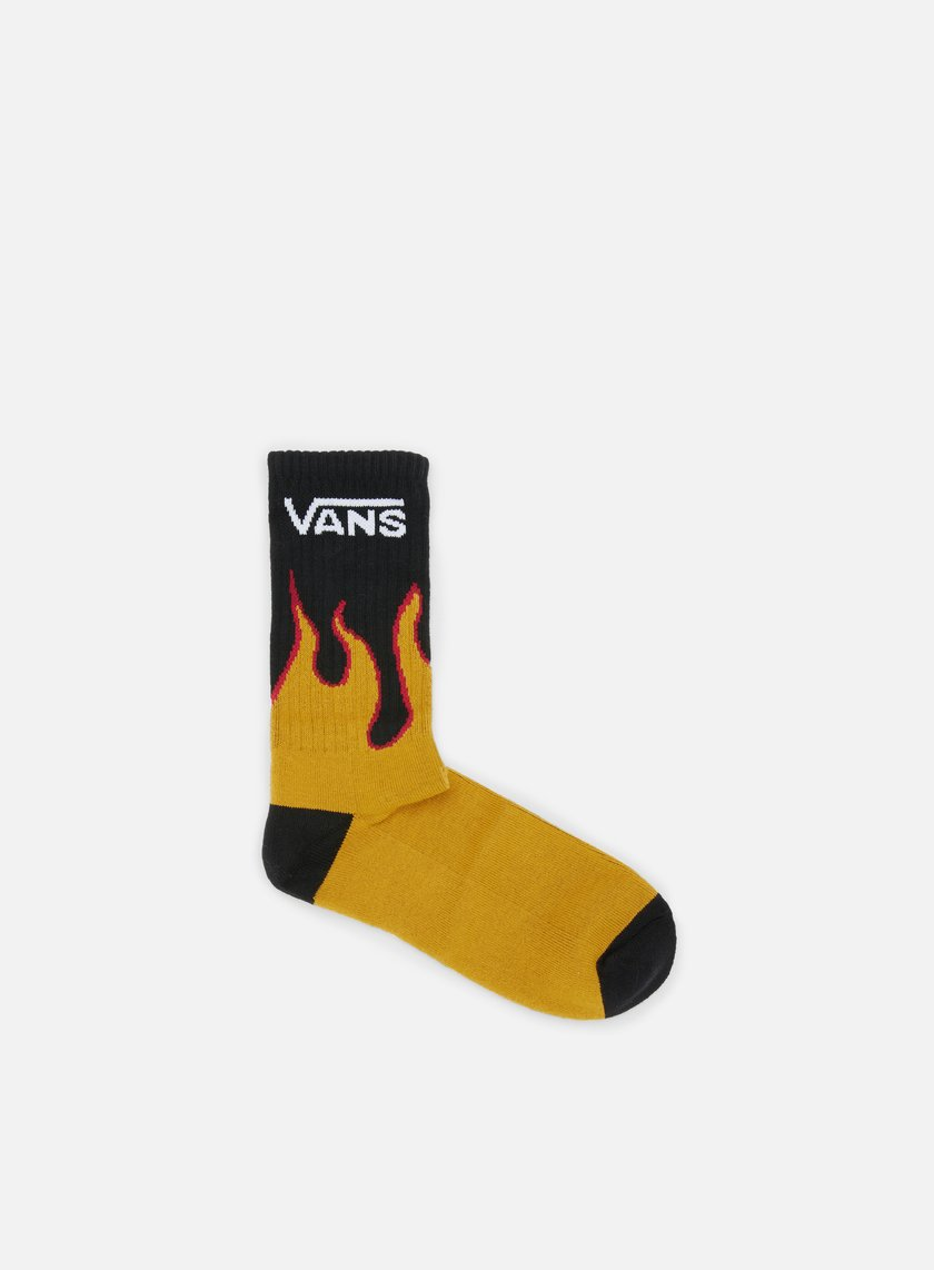 Flames Crew Socks