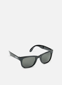 Vans - Foldable Spicoli Shades, Black Gloss