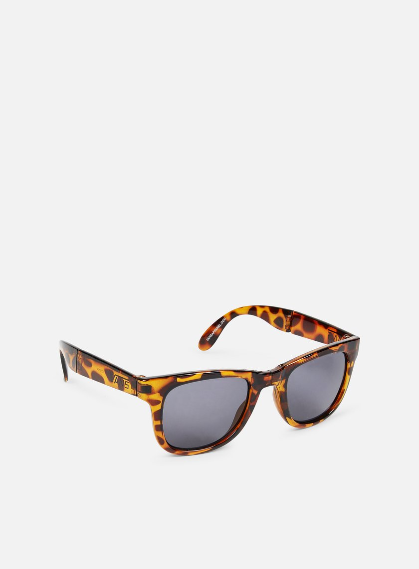 Vans - Foldable Spicoli Shades, Translucent Honey