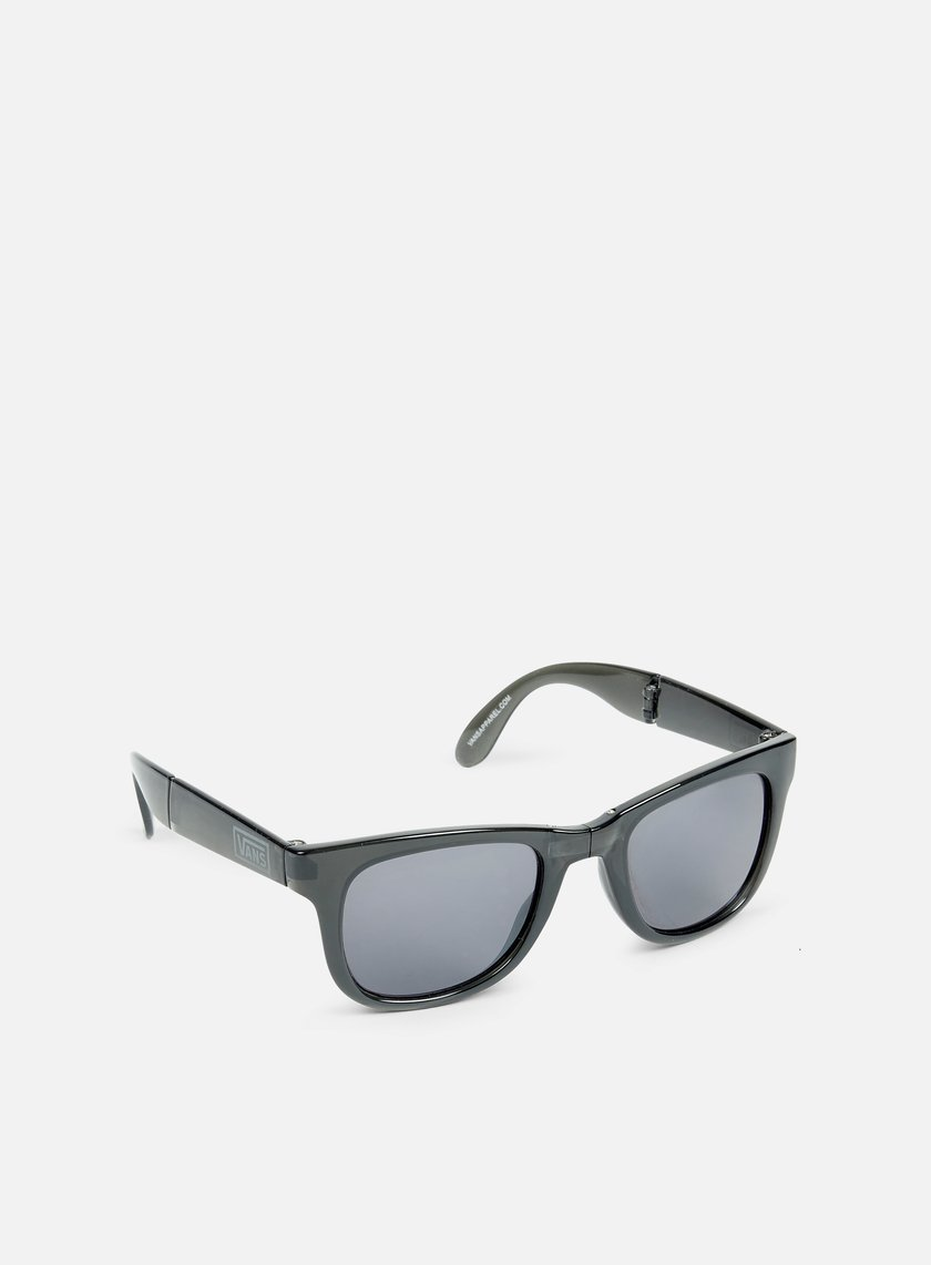 Vans - Foldable Spicoli Shades, Transparent Black