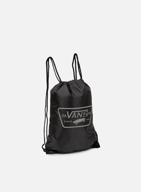 accessori vans league brench bag black reflective